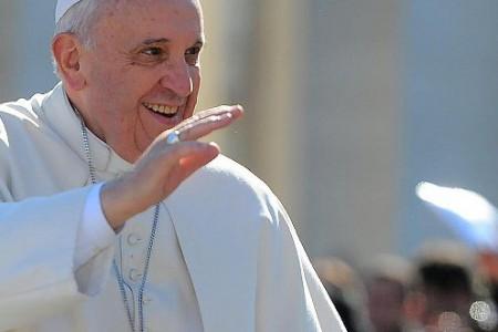 Papa Francesco ci aspetta!