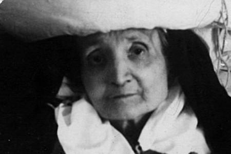 Suor Maria Benedetta Frey