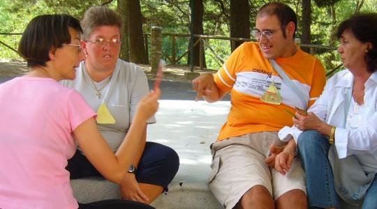 Esercizi spirituali del Gruppo attivo