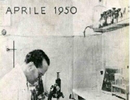 """Aprile 1950. Nasce """"L'Ancora"""", la rivista dei sofferenti"""
