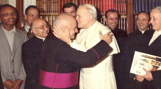 22 ottobre. Memoria liturgica San Giovanni Paolo II
