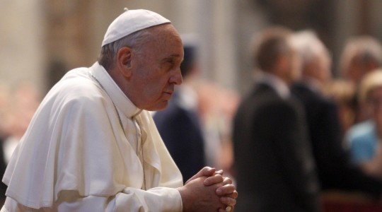 Gli Esercizi Spirituali di papa Francesco