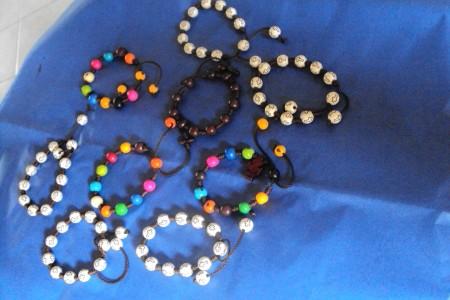 The rosary bracelet