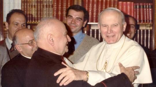 10 anni dalla scomparsa di Papa Giovanni Paolo II