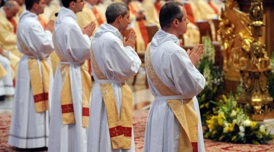 La giornata per la santificazione dei sacerdoti