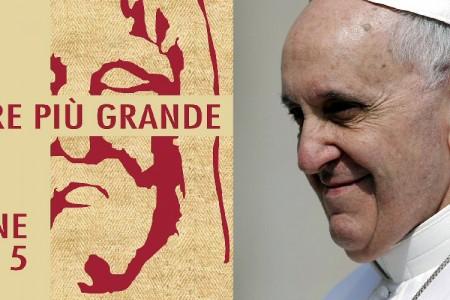 Il CVS a Torino per Papa Francesco