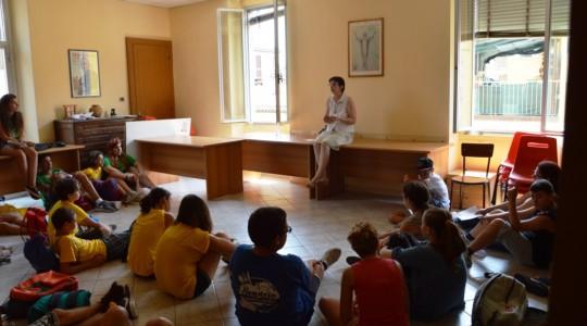 Nella chiesa in cui pregava Monsignore