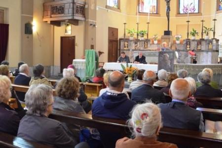 Monsignor Novarese torna al Santa Corona da beato