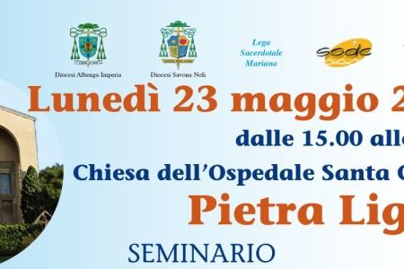 Seminario a Pietra Ligure