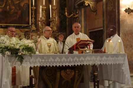 Memoria del beato Novarese a S. Maria del Suffragio