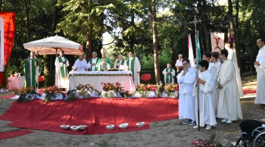 Doppia festa a Montichiari (Bs)