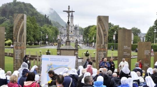 Il CVS di Milano a Lourdes