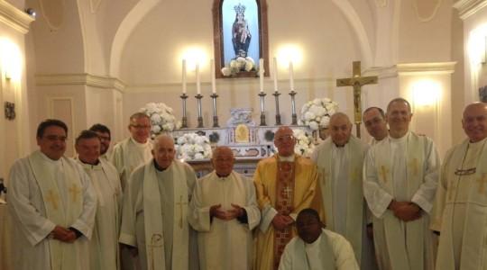 Incontro a Valleluogo dei sacerdoti Sodc