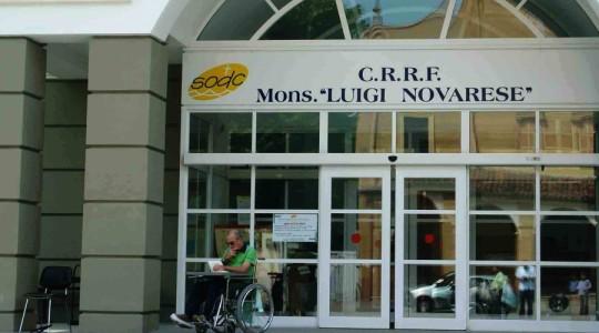"""10 anni della Casa di cura """"Mons. Luigi Novarese""""."""