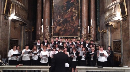 Concerto in Santa Maria del Suffragio