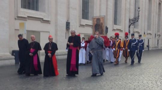 A Roma il Giubileo mariano