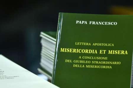 "Lettera Apostolica ""Misericordia et misera"""