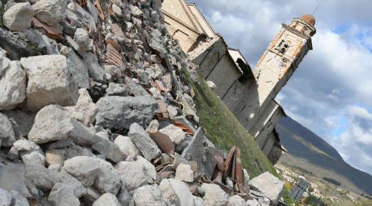 La psicologia davanti alle calamità naturali