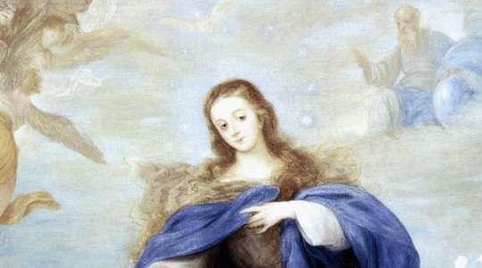8 dicembre, solennità dell'Immacolata