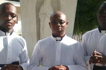 Giovani seminaristi SOdC