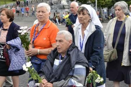 """GMM: Lourdes """"clinica dello spirito unica al mondo"""""""