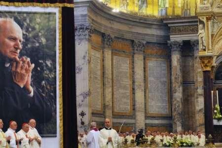Quattro anni fa la beatificazione di mons. Novarese