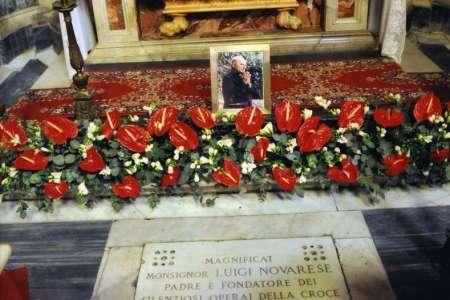 Celebrata la memoria liturgica del beato Novarese