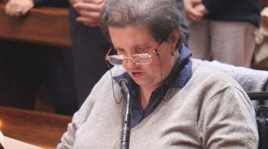 Claudia Ramponi, Sorella effettiva SOdC