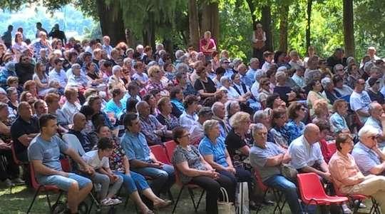 Pentecoste con il CVS di Brescia