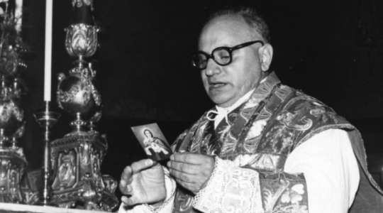 A Moncrivello (Vc) si ricorda il beato Novarese