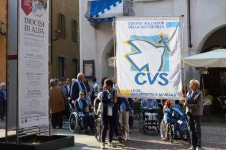 Grande festa ad Alba per i 70 anni del CVS