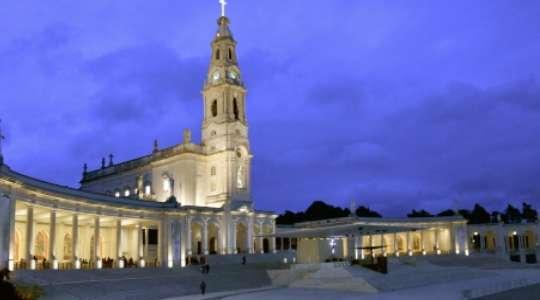 A maggio, pellegrinaggio a Fatima