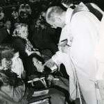 Paolo VI comunica la Serva di Dio Anna Fulgida Bartolacelli 26 maggio 1968 in occasione del XX di apostolato