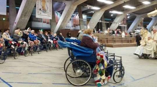 Diario di un pellegrino a Lourdes (01.04.18)