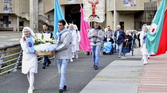 Ritorno da Lourdes. Alcune testimonianze