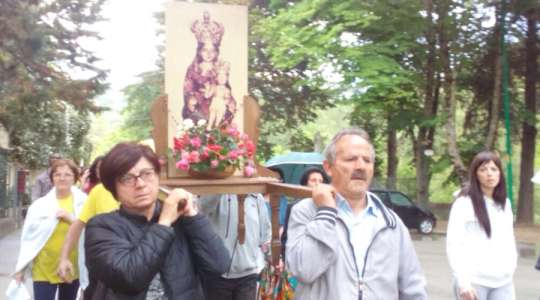 Festa di Pentecoste a Valleluogo