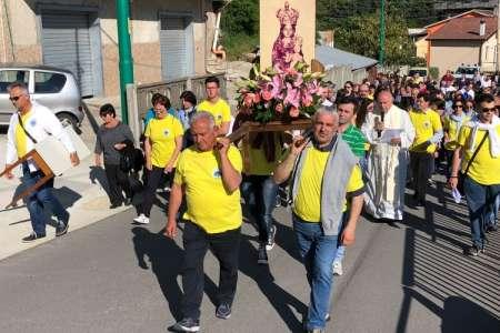A Valleluogo i festeggiamenti per Pentecoste
