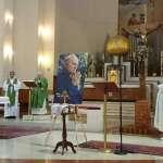 Mons. Brazzale e Don Simone a Padova