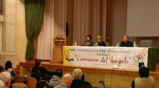 A Roma l'Assemblea della Confederazione CVS