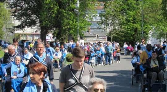 Pellegrinaggio Lourdes di Brescia