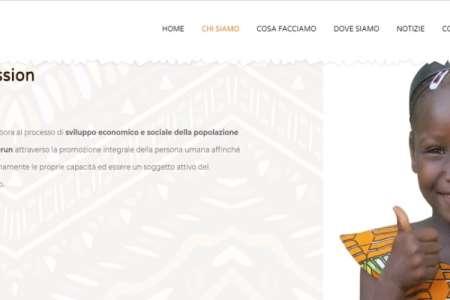 Nuovo sito web per la Fondazione Betlemme