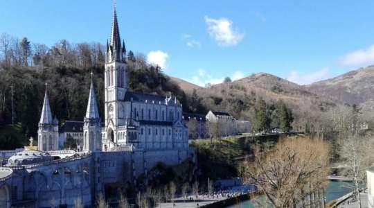 Pellegrinaggio pasquale a Lourdes