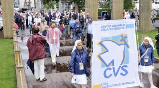 A luglio in pellegrinaggio a Lourdes