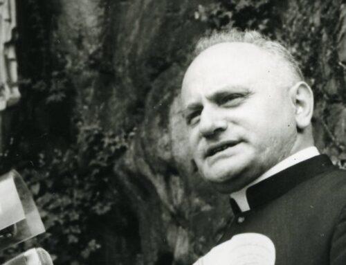 17 maggio 1947: nascono i Volontari della Sofferenza