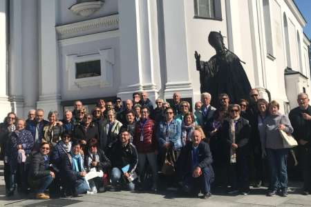 Pellegrinaggio SOdC in Polonia