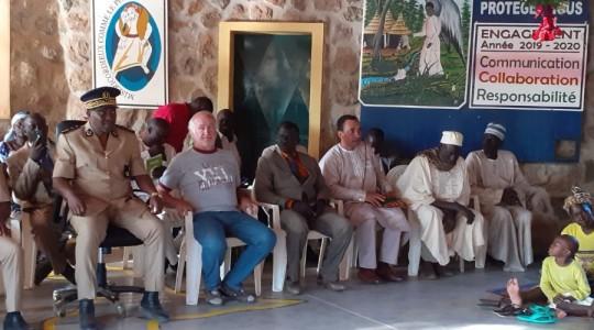 Il prefetto in visita alla Fondazione Betlemme