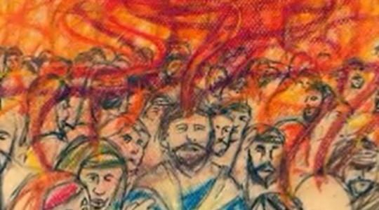 Due videopreghiere: Pentecoste e Madre Chiesa Madre
