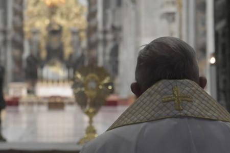 Francesco: la fedeltà di Dio, festa per tutti noi