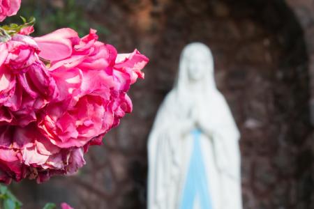 La preghiera di affidamento dell'Italia alla Madre di Dio