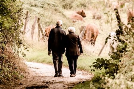 Il Papa: le società misurino il loro passo sugli anziani